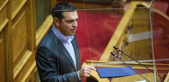 Αλέξης Τσίπρας: Από κυβέρνηση των αρίστων, εξελίσσεστε σε κυβέρνηση των αχρήστων – VIDEO