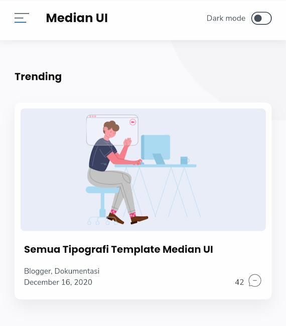 download-template-median-ui-versi-terbaru