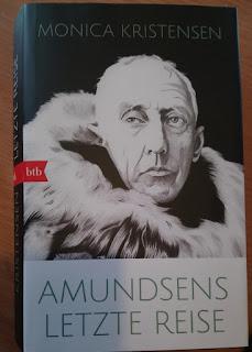 Roald Amundsen, norwegischer Held