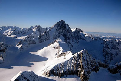 Tipe Lipatan Pegunungan (Folded Mountain)
