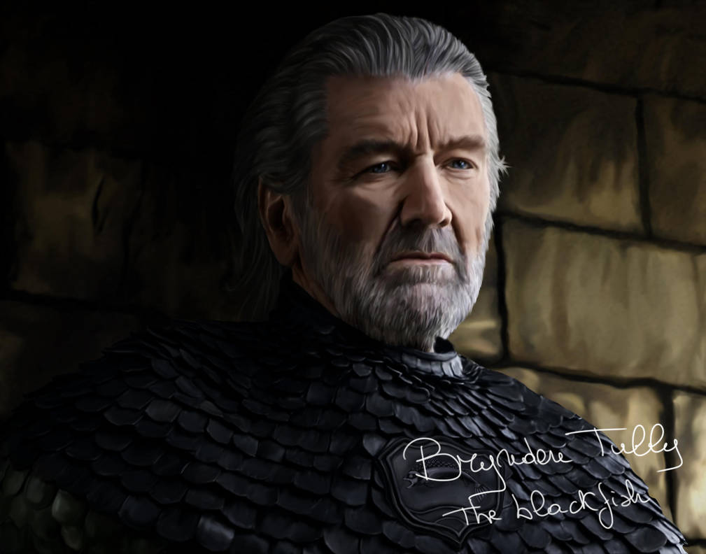 "Brynden Tully ""Blackfish"" 