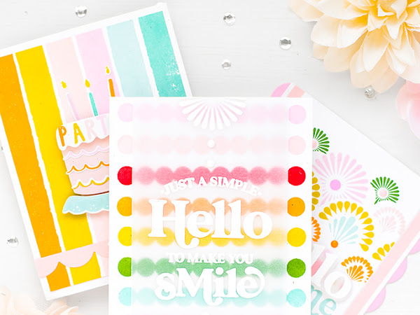 Tips to Get Started with Stamping Backgrounds - The Stamp Market
