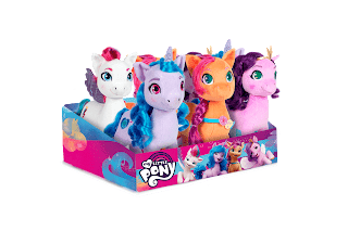 My Little Pony G5 Plush by Play by Play