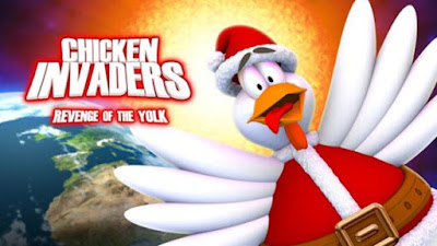 Chicken Invaders 3 Full Version For PC Windows 7