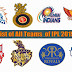 List of Teams in IPL 2019