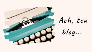 Po co mi blog?