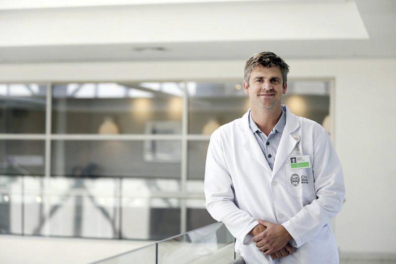 Novedoso parche de células madre para recuperar lesiones de tobillo