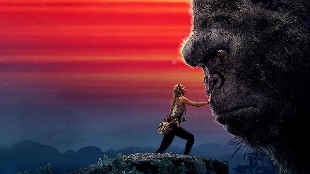 Kong: Skull Island Brie Larson