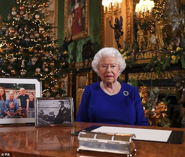 Queen Elizabeth's Christmas message 2019