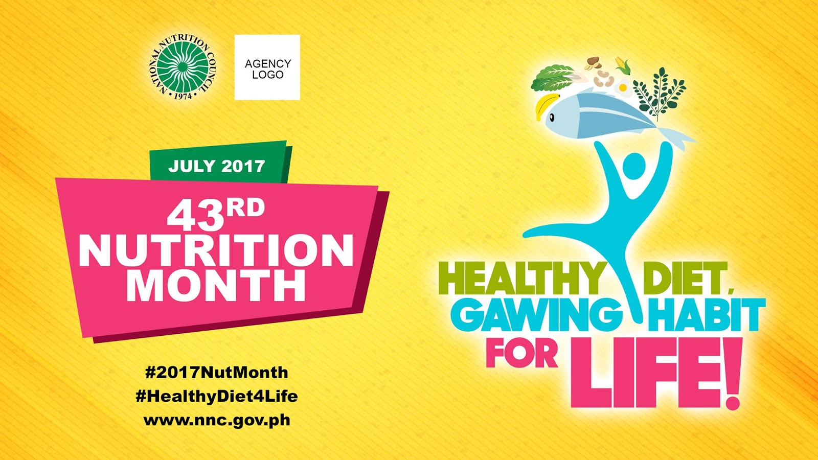 2017 national nutrition month celebration materials talking points 2017 national nutrition month celebration materials talking points theme posters streamers thecheapjerseys Gallery