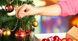 Η επιστήμη μίλησε: Το να στολίζουμε από νωρίς για τα Χριστούγεννα, μας κάνει πιο ευτυχισμένους