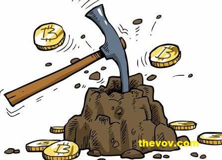Representing Bitcoin Mining Pictorally