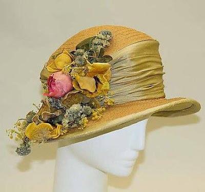 kapelusz vintage