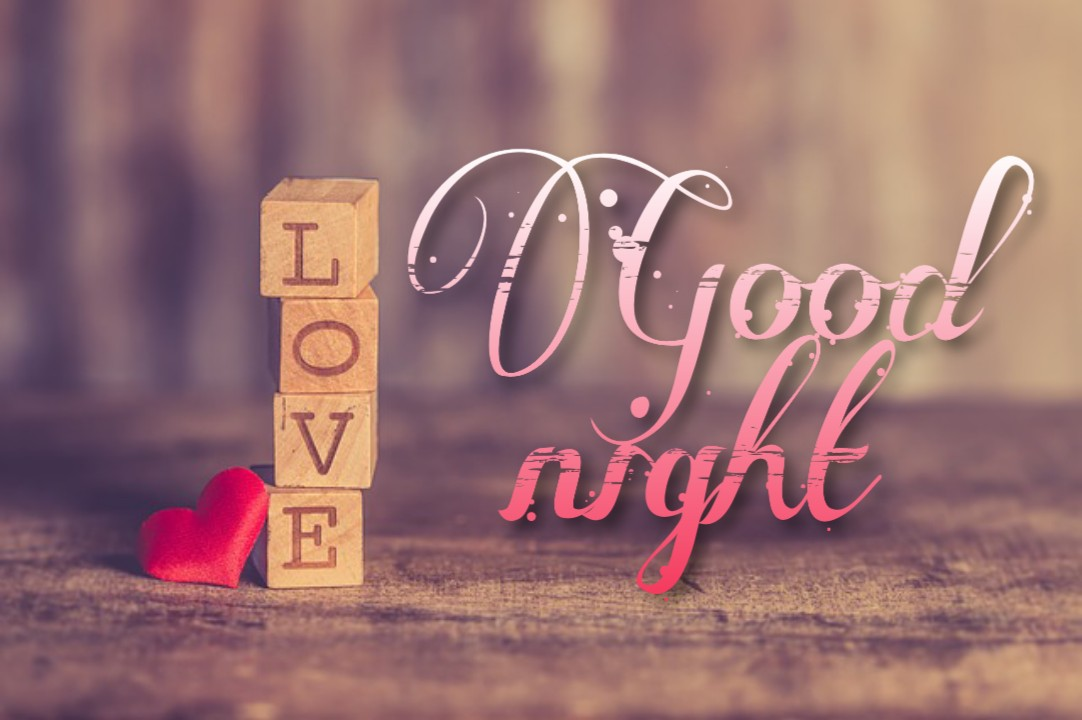 Good night images for love free download