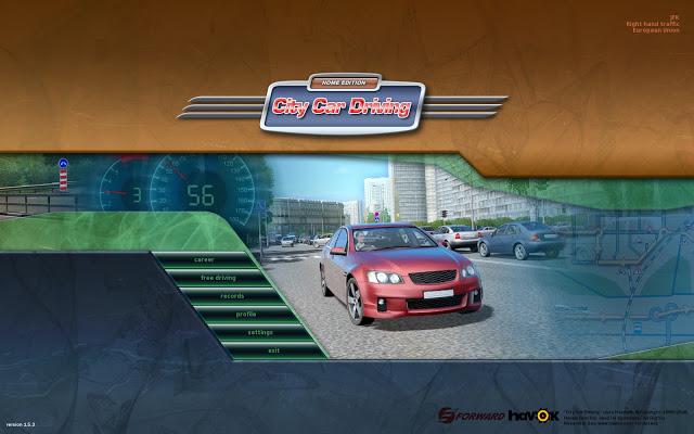 تحميل لعبة قيادة السيارات في المدينة City Car Driving