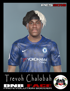 PES 2019 Faces Trevoh Chalobah by DNB