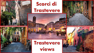 Trastevere e la magia dei suoi vicoli al chiaro di luna - Visita guidata Roma da Vivere