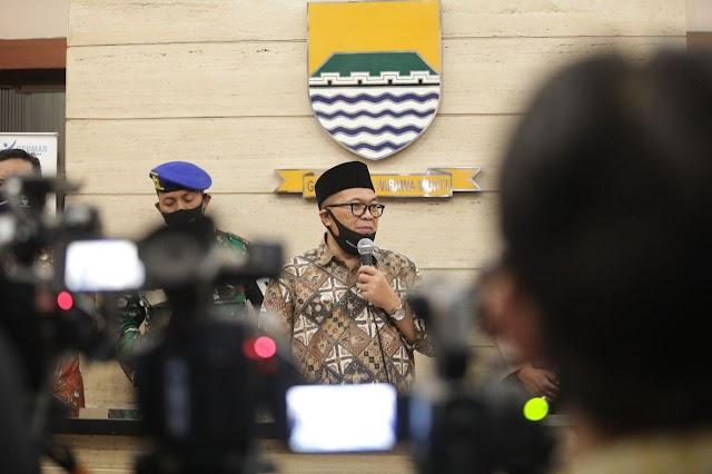 Kota Bandung  Segera Terapkan PSBB Proporsional: Rumah Ibadah Boleh Buka