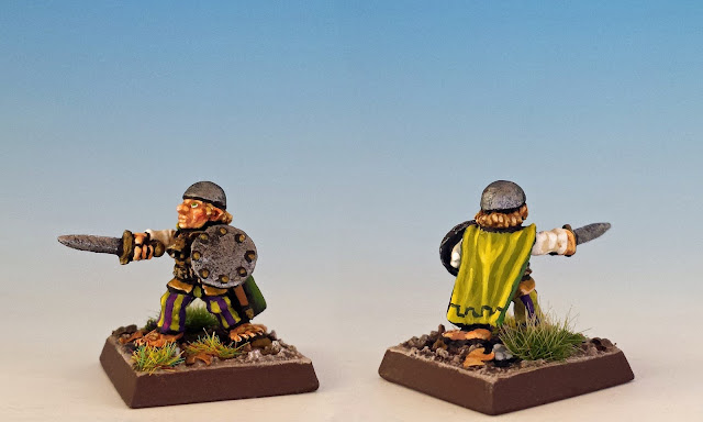 Samgaff from Lichemaster, Citadel C11 Halflings (sculpted by Perry Twins, 1986)