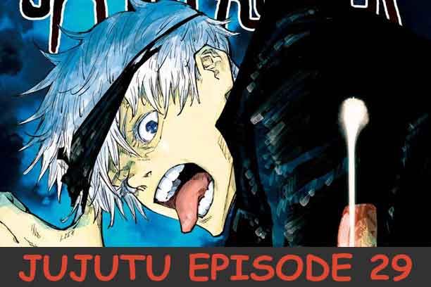 Jujutsu Kaisen Episode 29