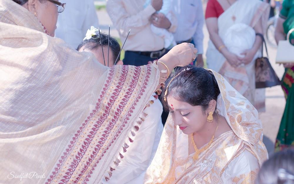 Assamese Wedding Rituals