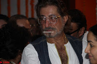 Shakti Kapoor at Inauguration Of Pandit Padharinath Kolhapure Marg Exclusive  36.JPG