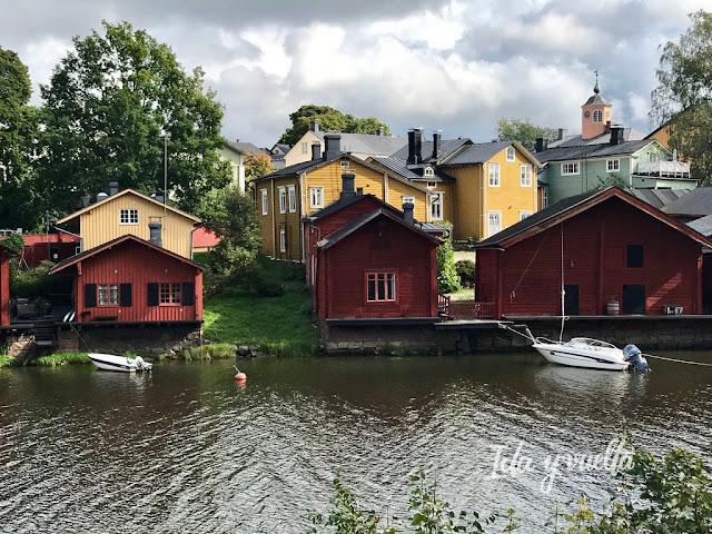 Qué hacer en Helsinki Porvoo