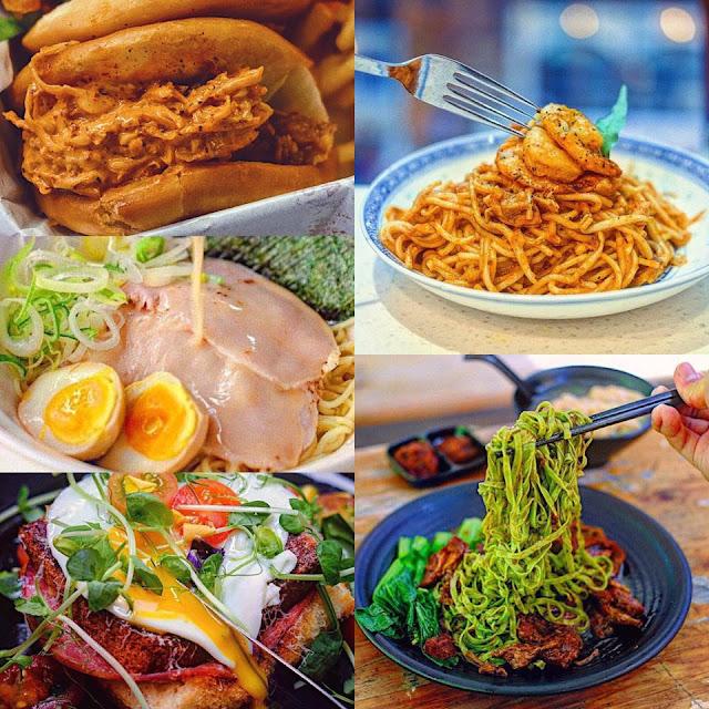 Trending Food in Singapore