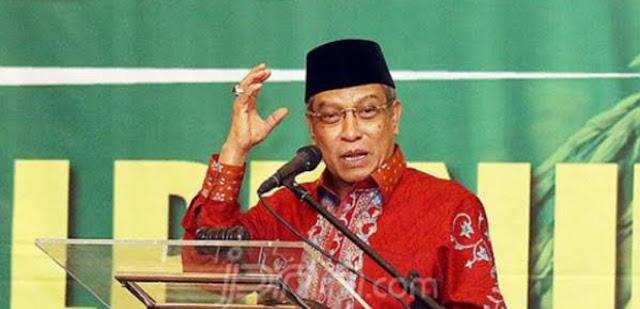 Kiai Said: 'Hubbul Wathan Minal Iman', Ramuan Penyatu Cinta Agama dan Bangsa