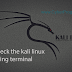 How to Check/View the Kali Linux version using Terminal