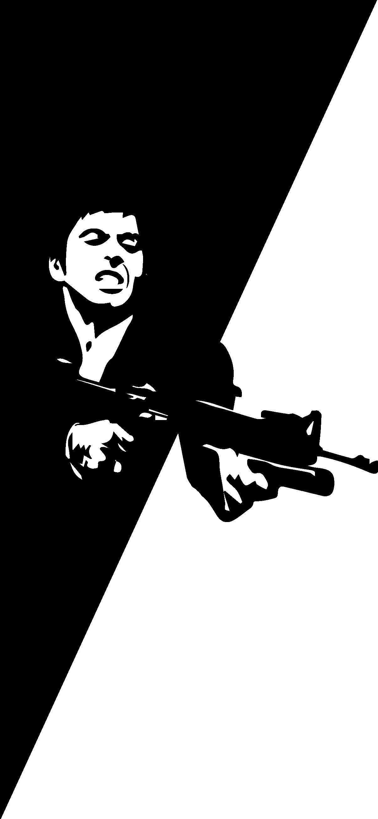 SCARFACE WALLPAPER AMOLED