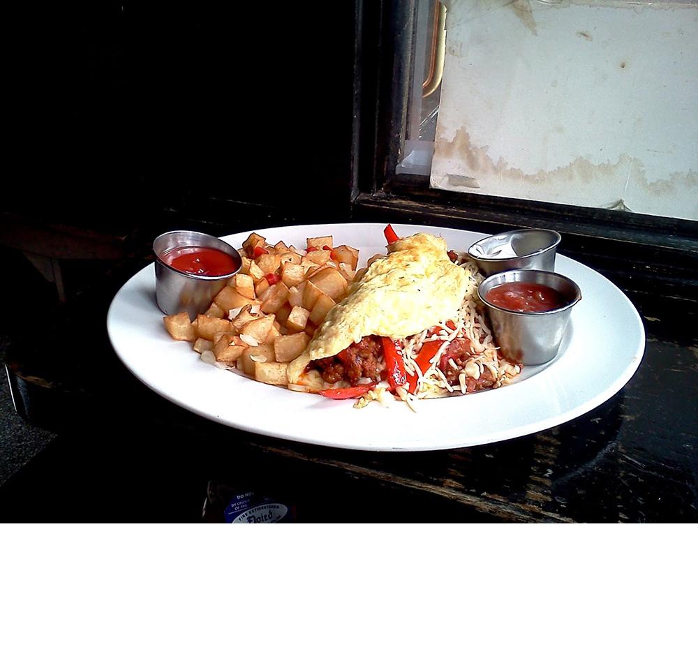 Italian Omelet by Bardog Tavern