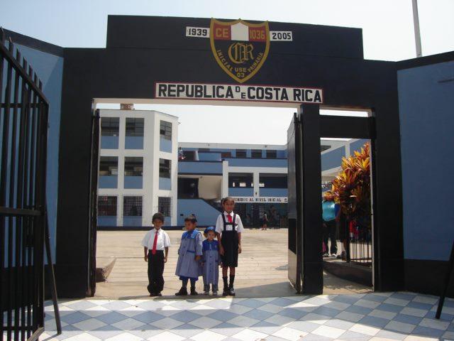 Escuela 1036 REPUBLICA DE COSTA RICA - Lima Cercado