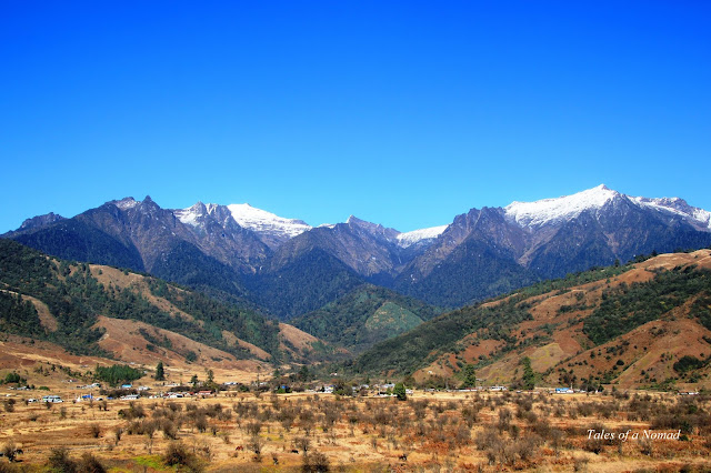 Mechuka: A Valley Flanked by Breathtaking Landscapes