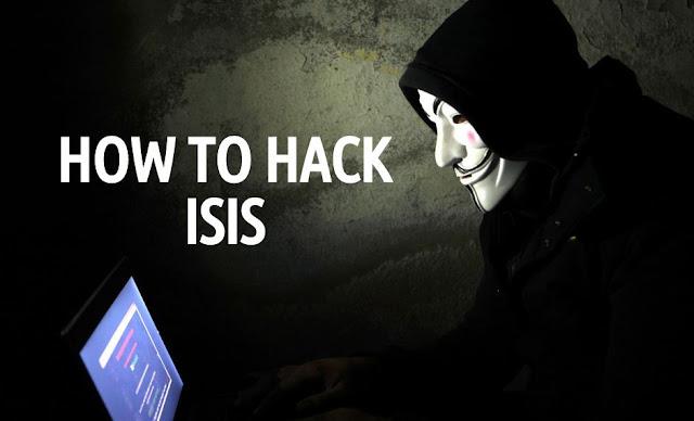 Hacker Anonymous Ungkapkan Rencana ISIS Akan Serang Indonesia