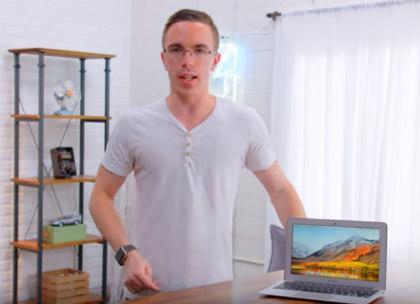 Austin Evans And The MacBook Air