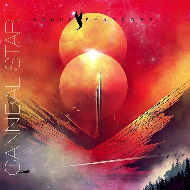 """Ο δίσκος των Venus Syndrome """"Cannibal Star"""""""