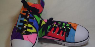 Como customizar tênis para o carnaval 2020
