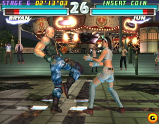 Tekken Tag Tournament (PS2) 2000