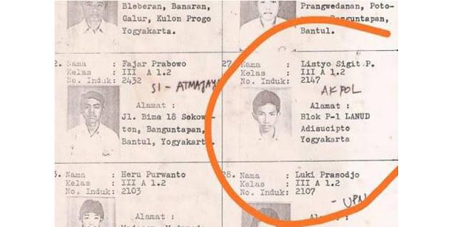 Kisah Tentang Kapolri Jenderal Listyo Sigit Yang Merupakan Putra Prajurit TNI AU