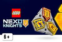LEGO Nexo Knghts da 6 anni in su