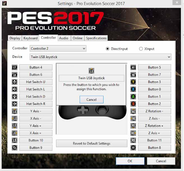 Kamu pengen bermain PES di PC atau Laptop secara multiplayer offline sama sobat kau tapi  Cara Main Multiplayer PES Pakai Stik di Laptop / PC (Pes 2013-2019)