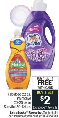 Fabuloso All-Purpose Cleaner, Ocean Paradise