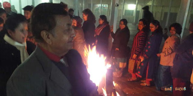 Lohri-Celebration