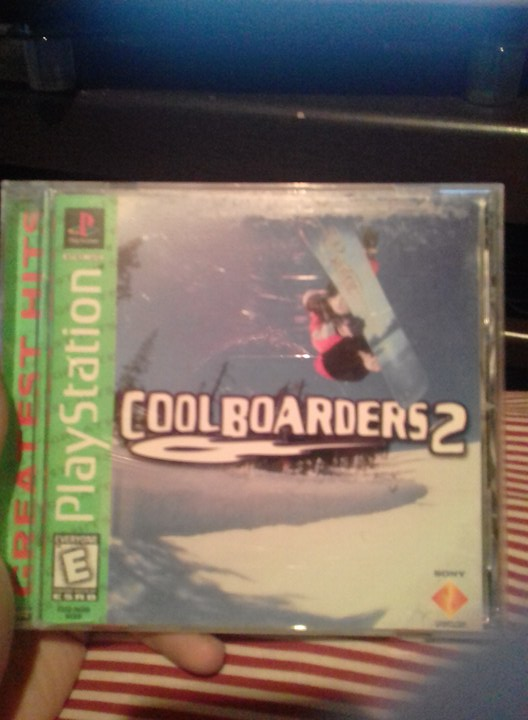 coolboarders