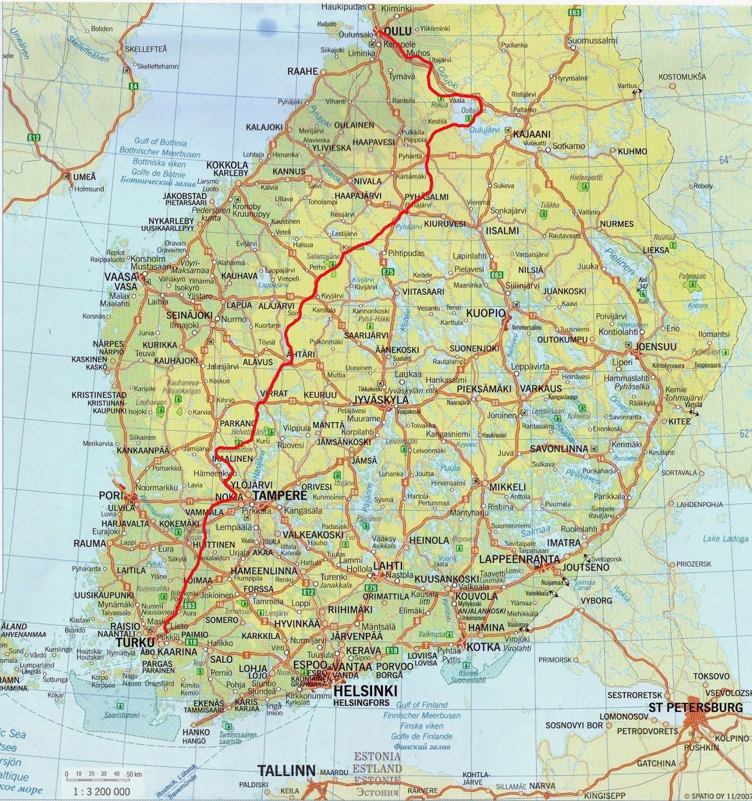 Suomen Kaupungit