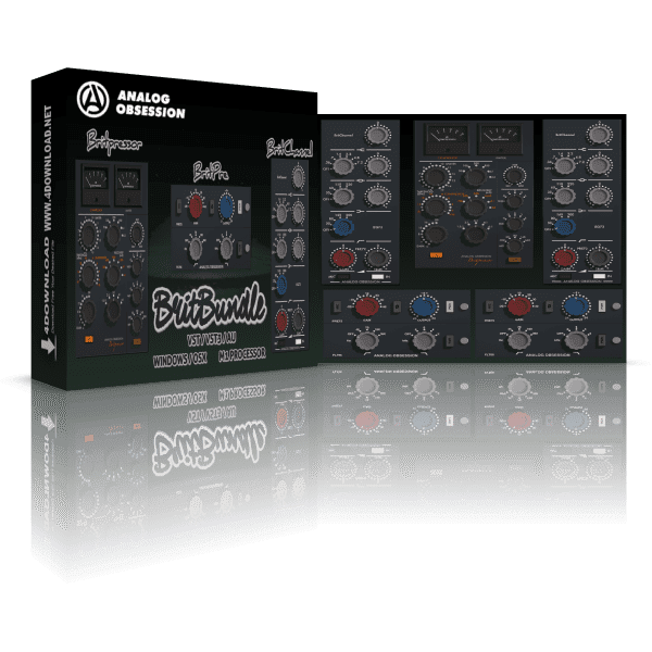 Analog Obsession BritBundle 2021.2 Full version