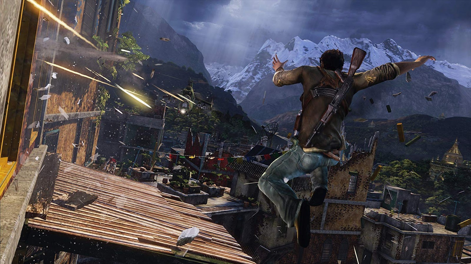 Uncharted 2: Among Thieves (PS3/PS4) – Guia de troféus - GameBlast