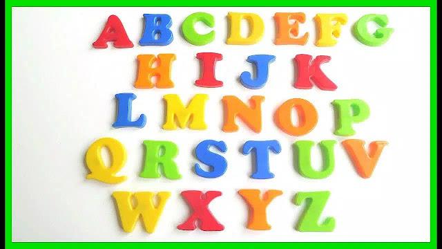 Materi Alphabet Bahasa Inggris Kelas 1