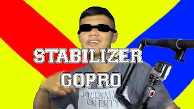 Membuat Stabilizer Gopro Sederhana